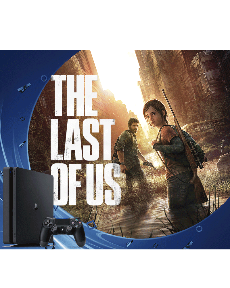 console ps4 cuh 2015a 500gb c the last of us