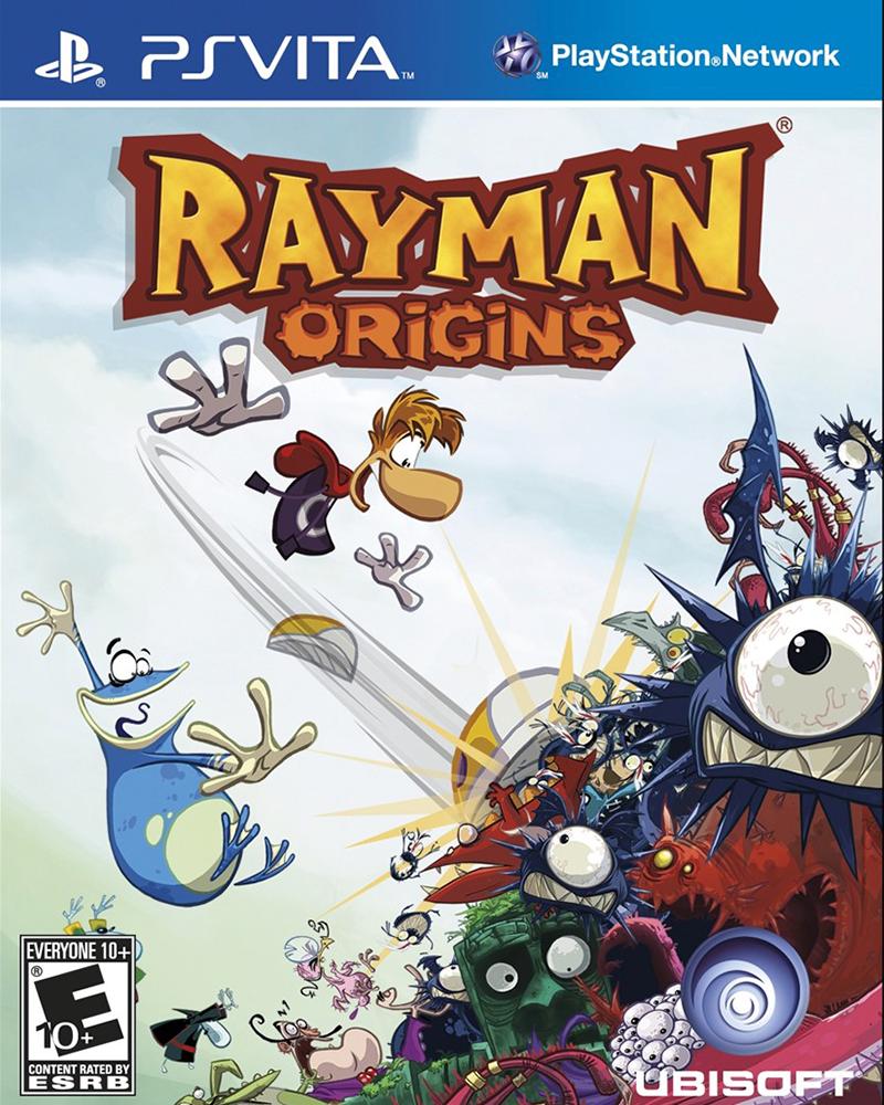 psvita rayman origins