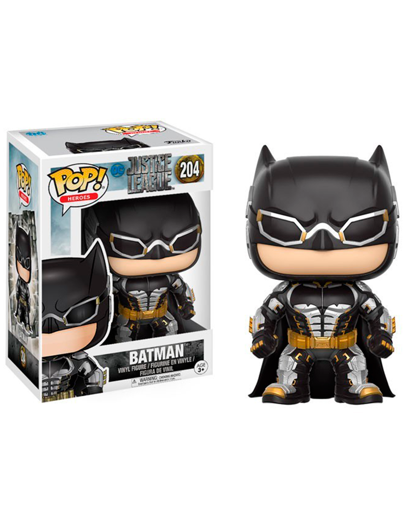 pop justice league 204 batman 13485