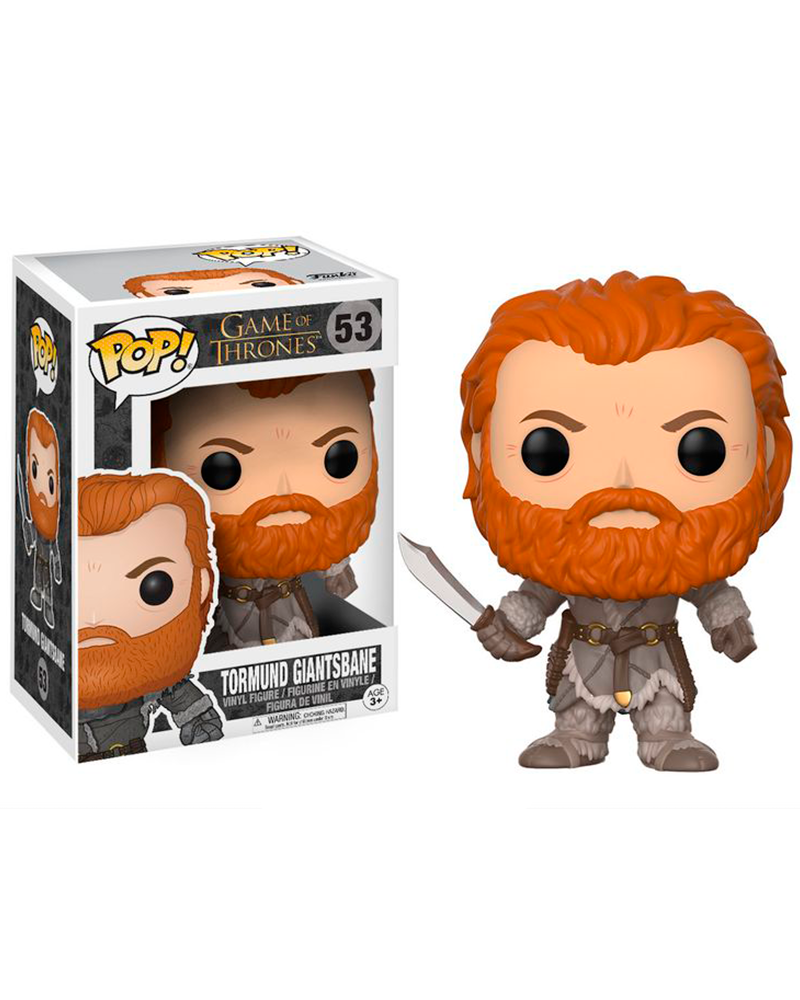 pop got  53 tormund giantsbane 12217