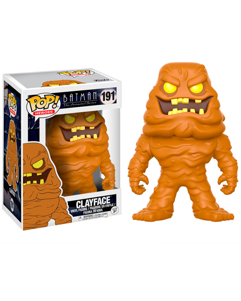 pop batman 191 clayface 13643