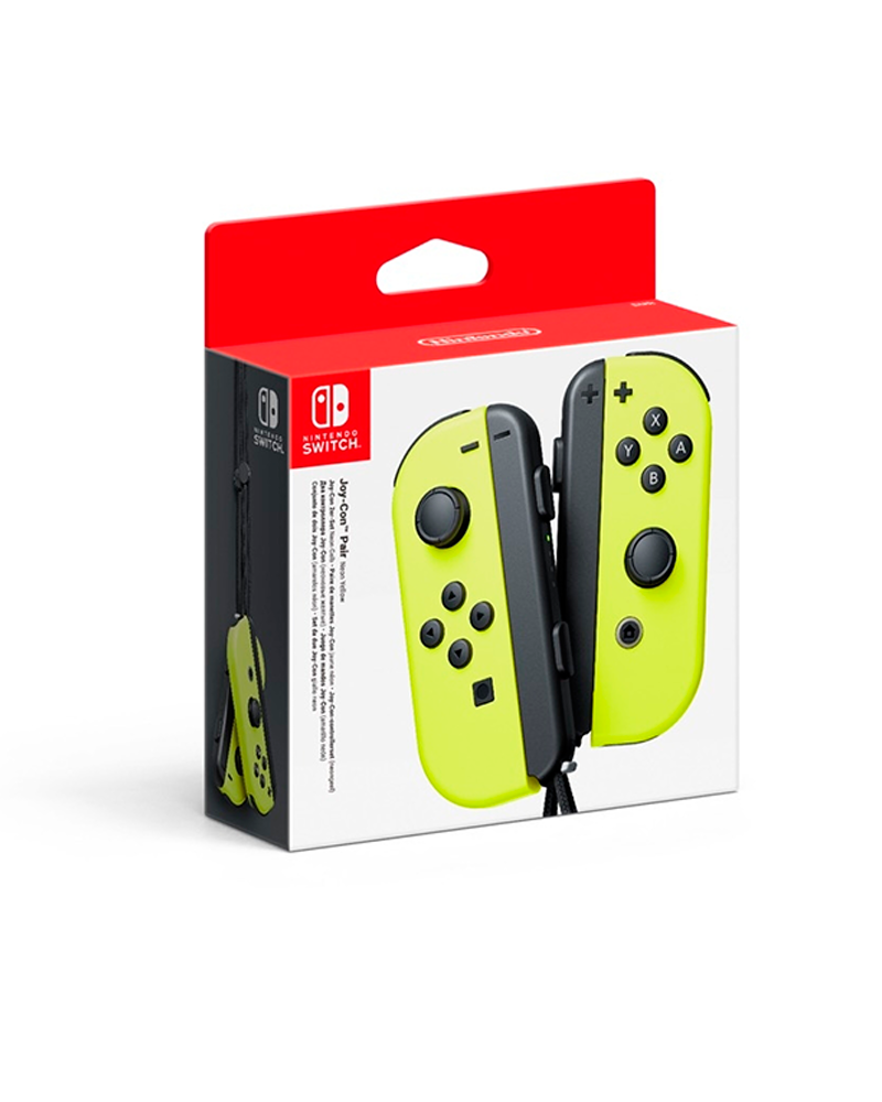 switch acs joy con yellow   par