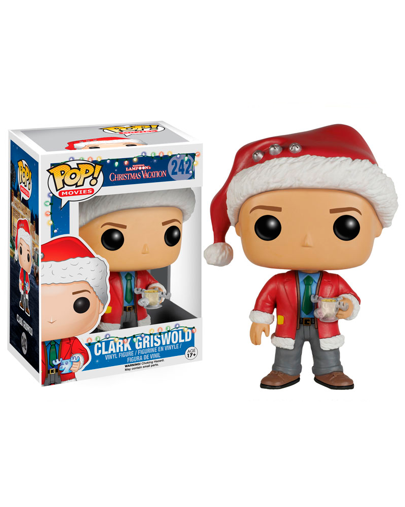 pop christmas vacation 242 clark griswold 5893