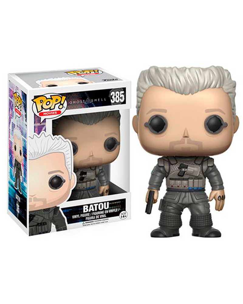 pop ghost shell 385 batou 12405