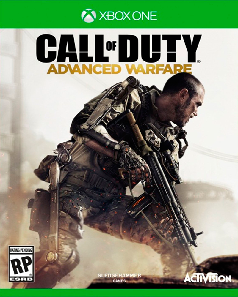 xbox one call of duty adv  warfare