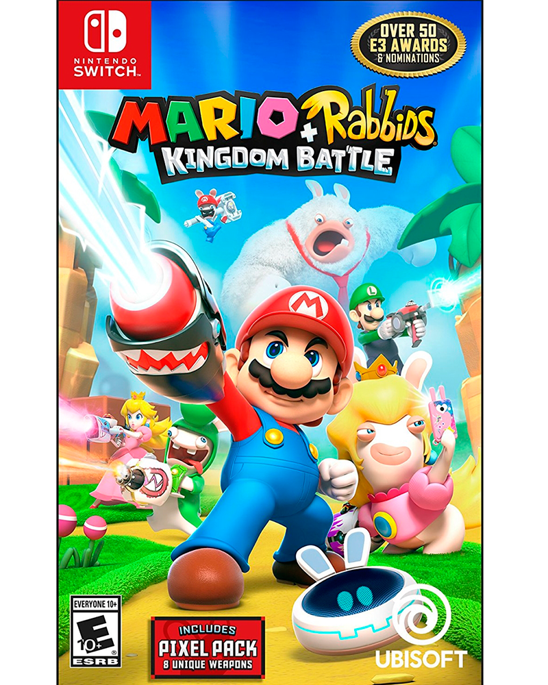 switch mario rabbids