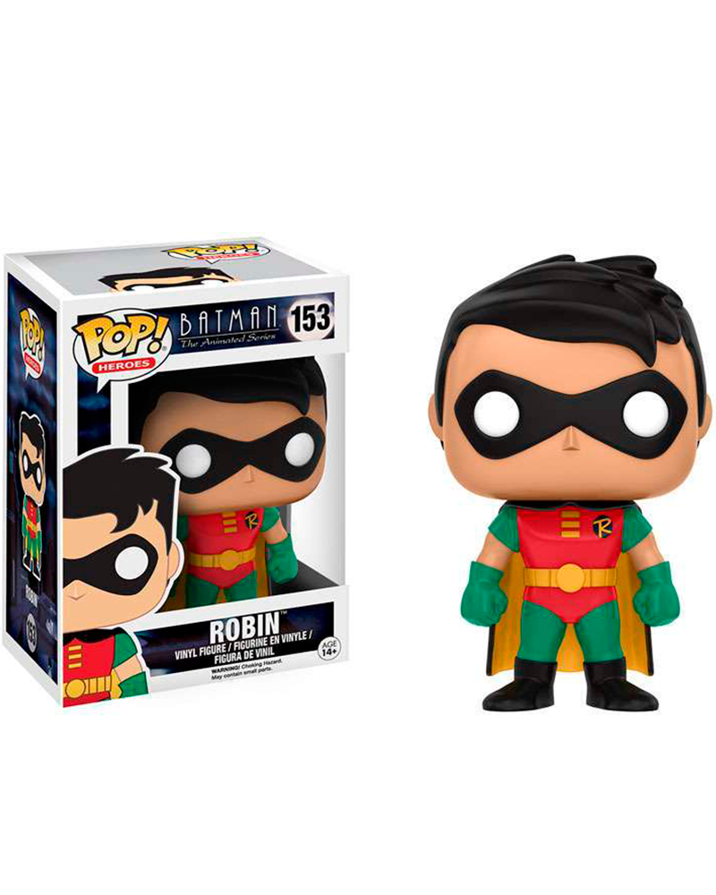 pop batman 153 robin 11571