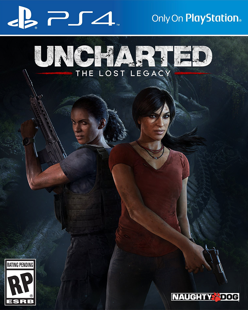 sony4 uncharted the lost legacy