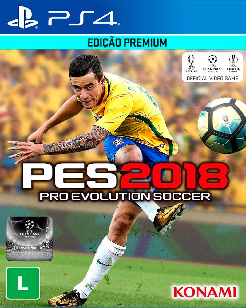sony4 pro evolution soccer 2018