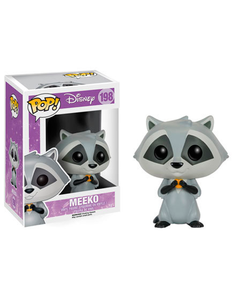 pop disney 198 meeko 8656