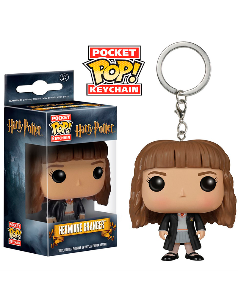 pop chaveiro harry potter hermione granger 7617