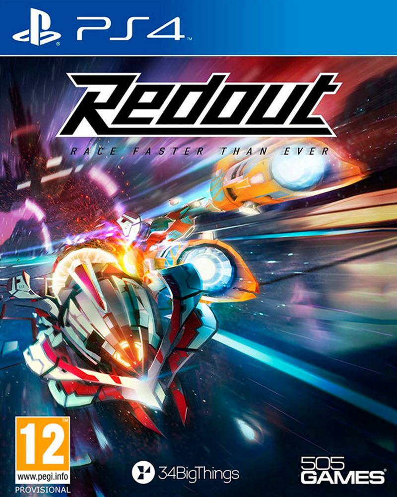 sony4 redout new