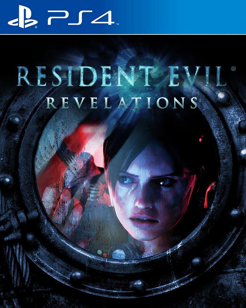 sony4 resident evil revelations