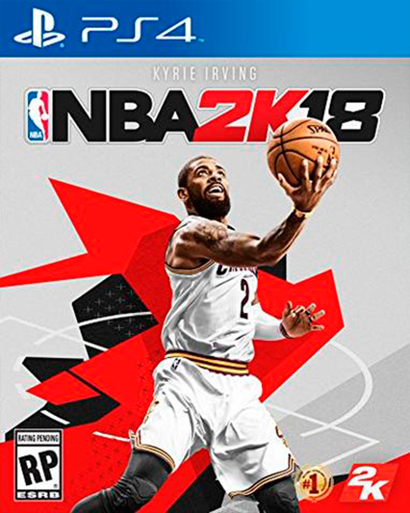 sony4 nba 2k18 new