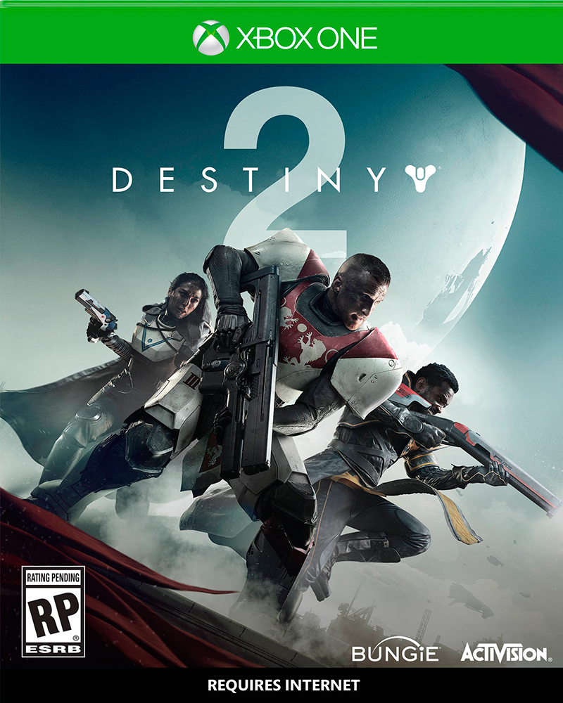 xbox one destiny 2 new