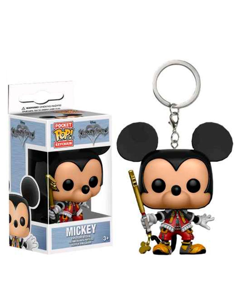 pop chaveiro kingdom hearts mickey 13134