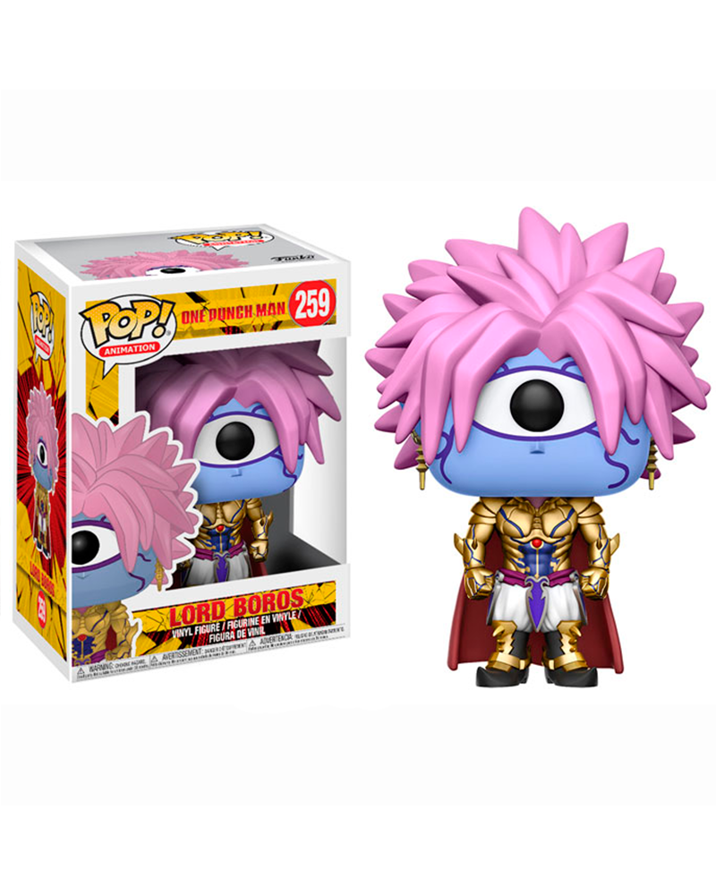 pop one punch man 259 lord boros 14995