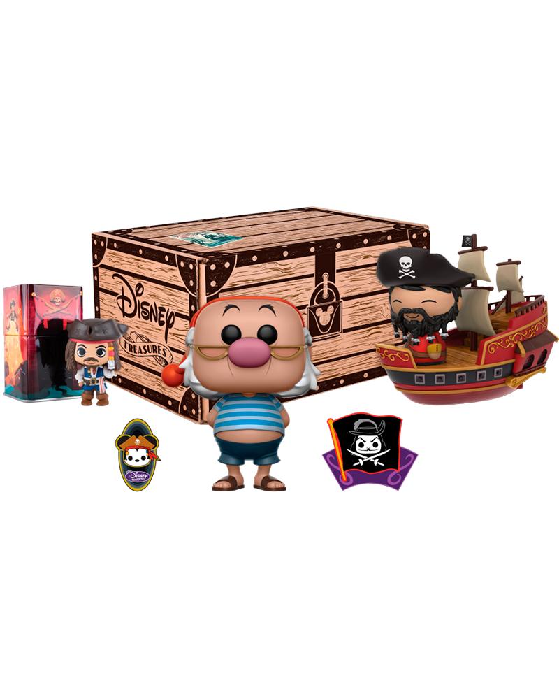 funko collectors disney pirates cove
