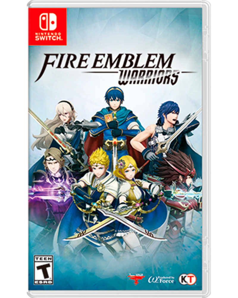 switch fire emblem warrior