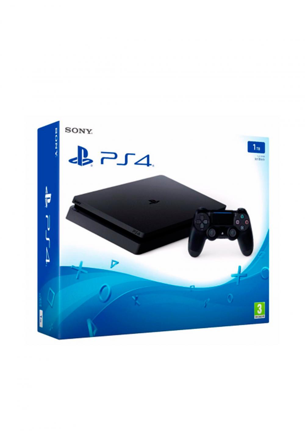 console ps4 01 tb cuh 2115b black