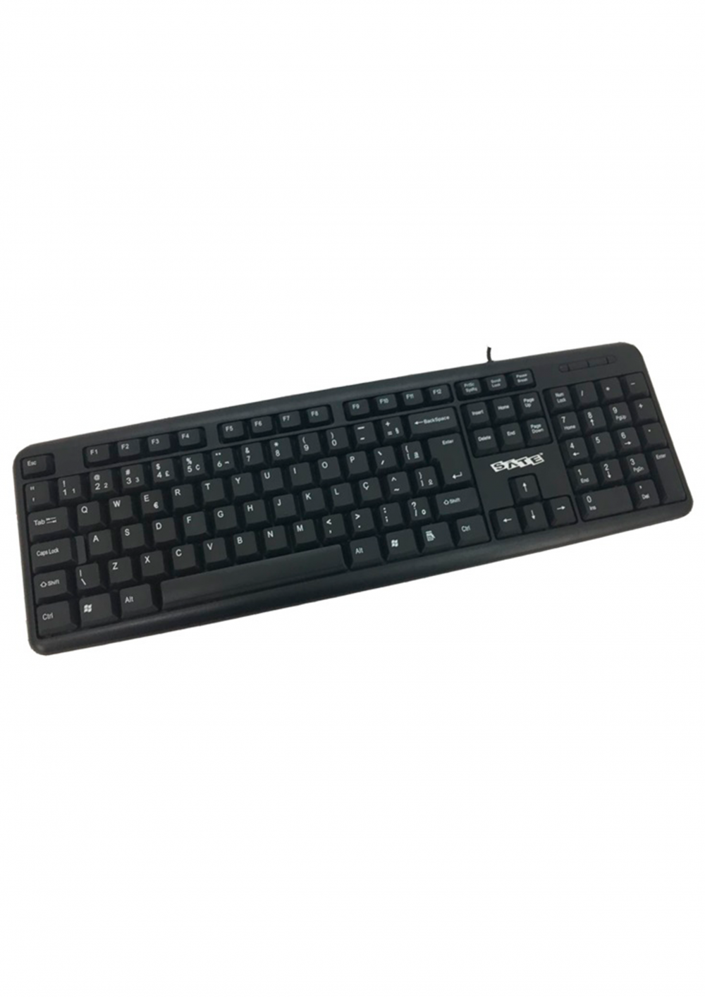 pc teclado satelite ak 910