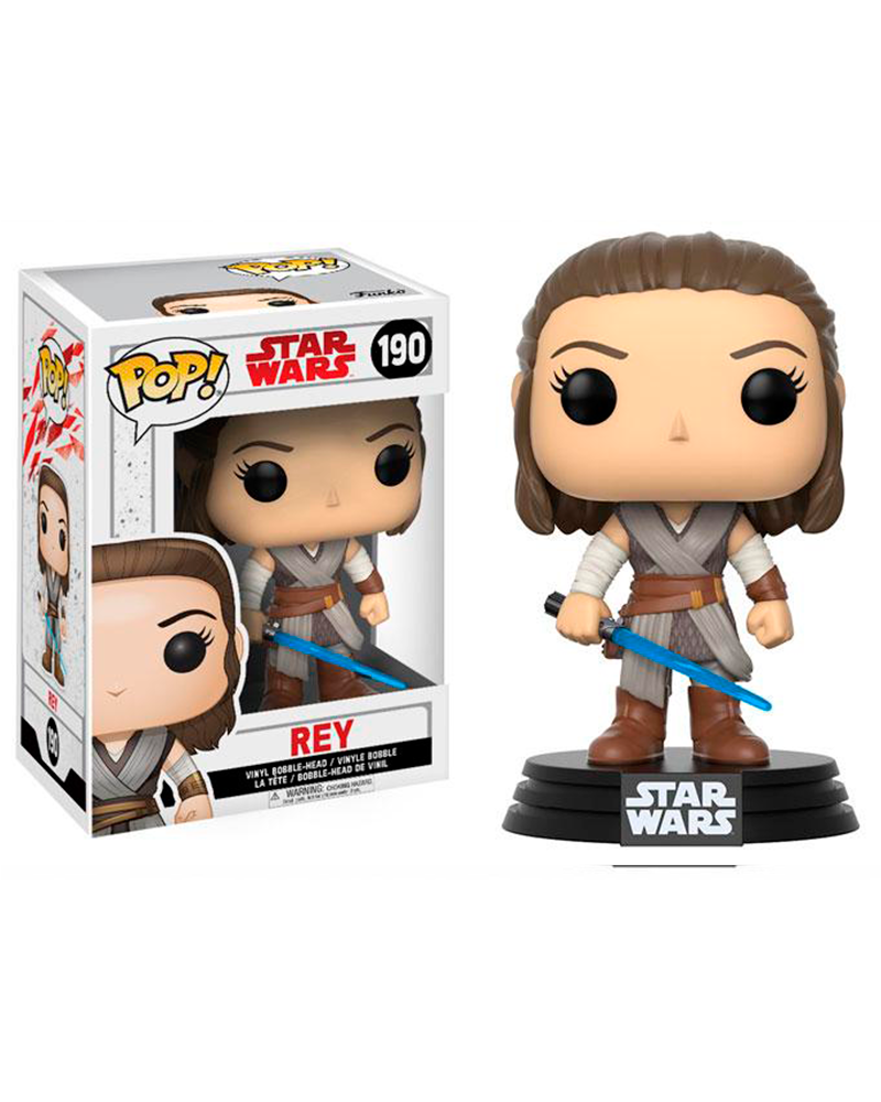 pop star wars 190 rey 14743