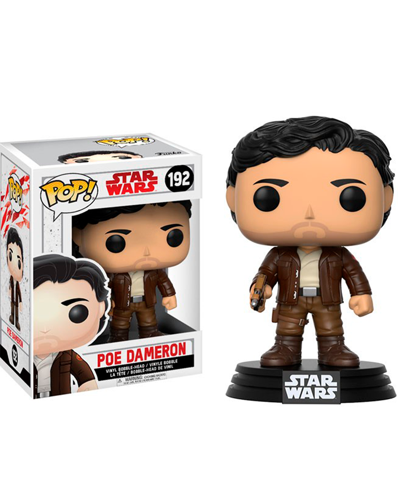 pop star wars 192 poe dameron 14747