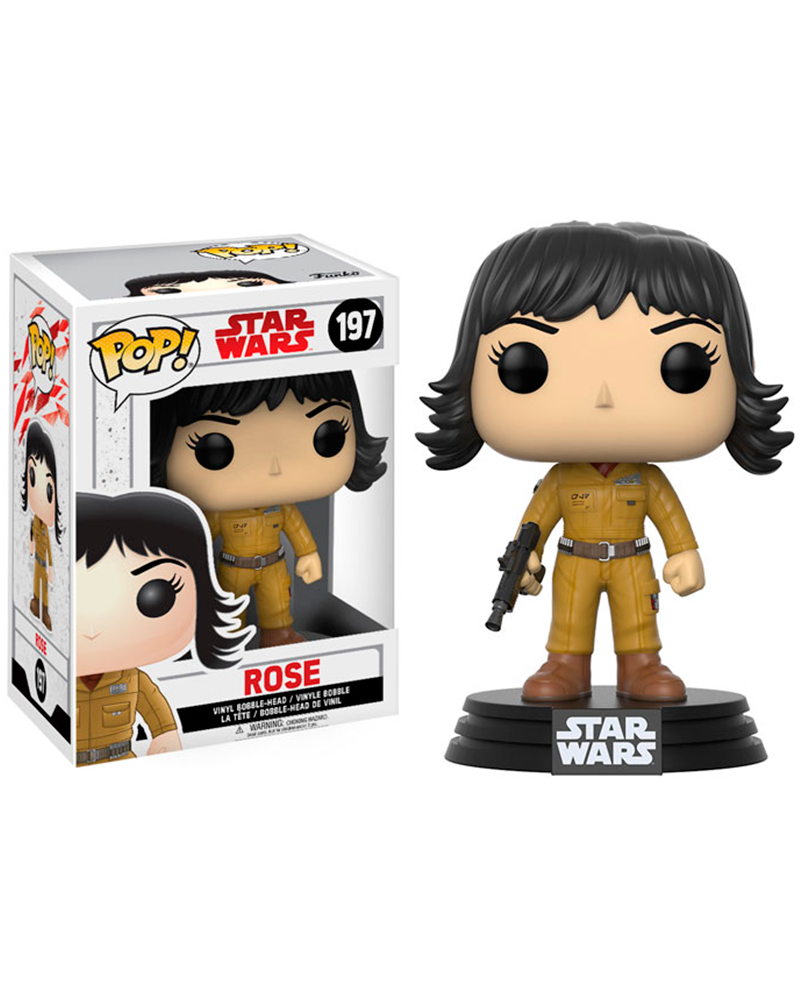 pop star wars 197 rose 14754