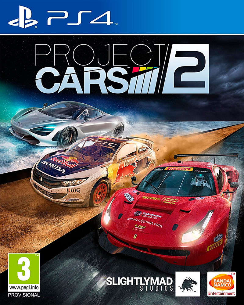 sony4 project cars 2 day one