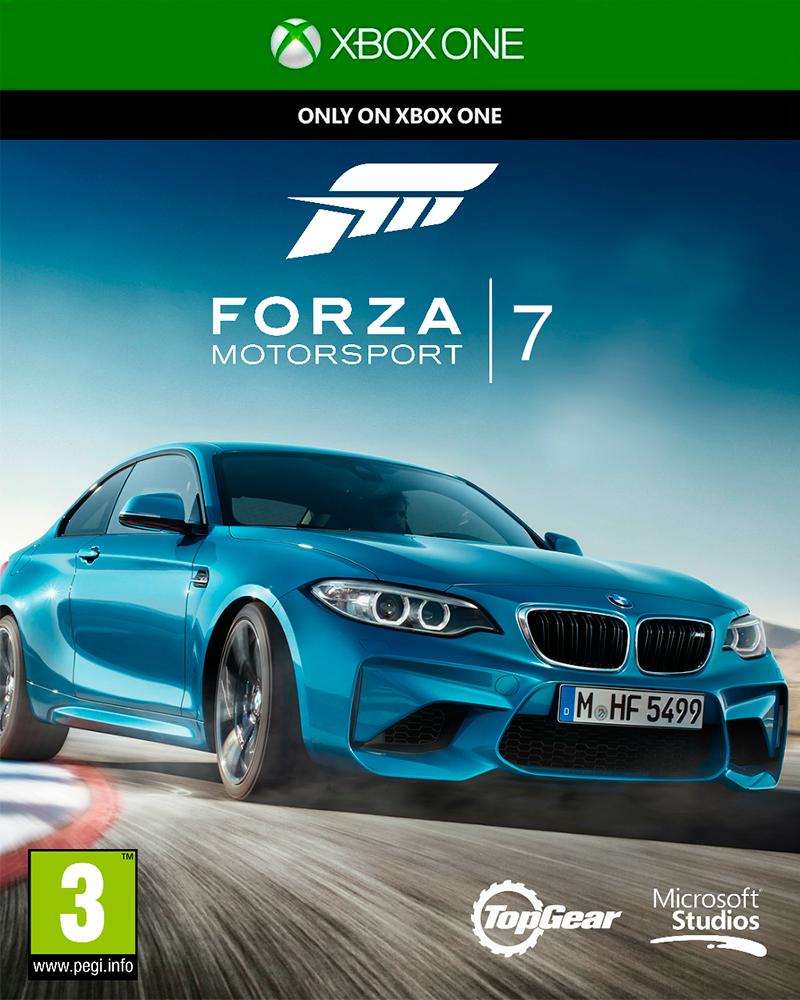xbox one forza motor sport 7