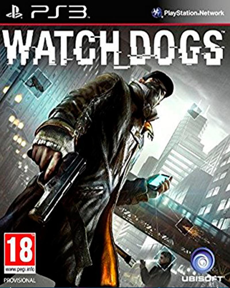 sony 3 watch dogs