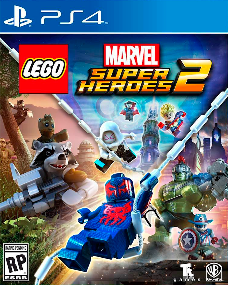 sony4 lego marvel super heroes 2 new