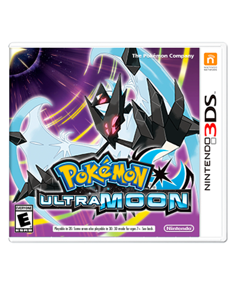 ds 3d pokemon ultra moon