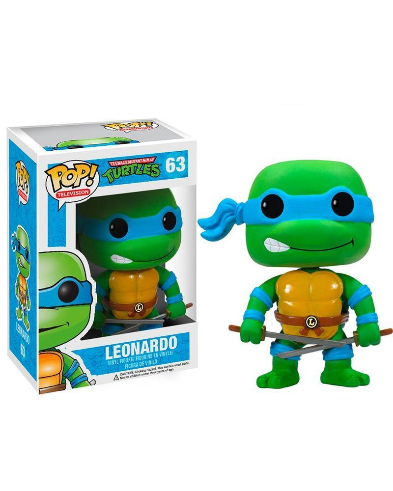 pop turtles  63 leonardo 3342