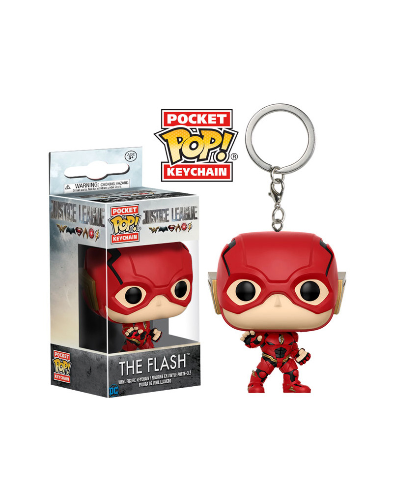 pop chaveiro justice league the flash 13791