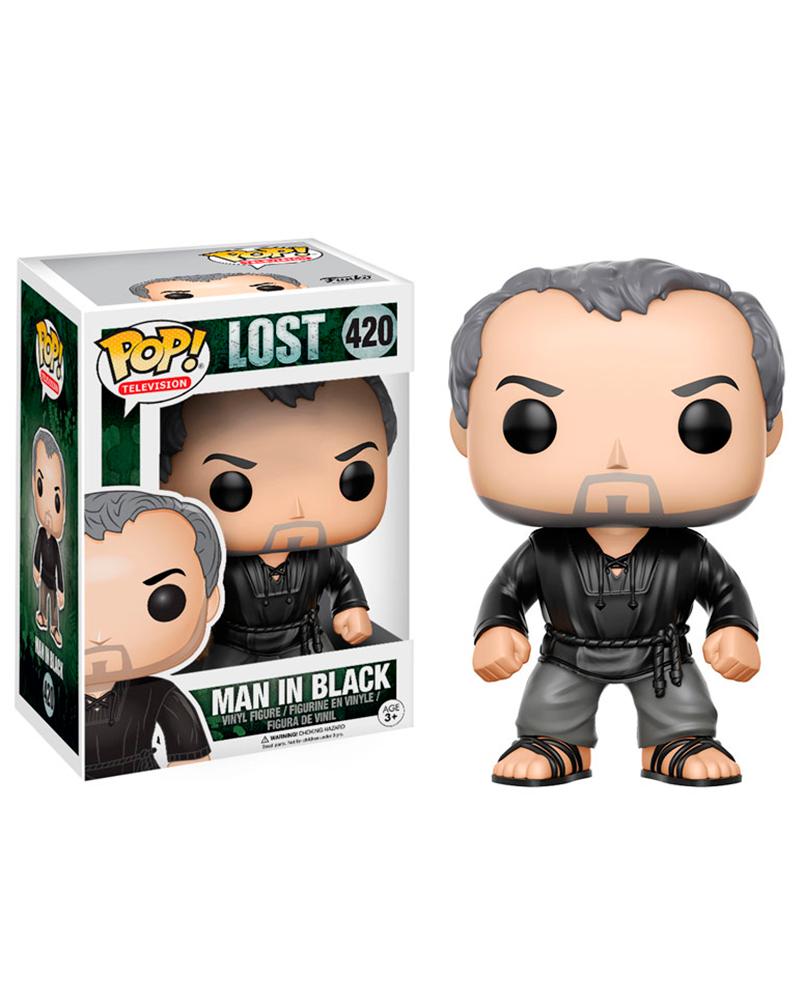 pop lost man in black 420