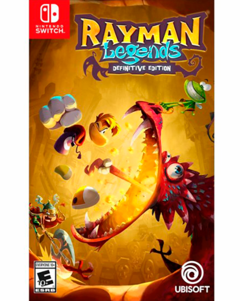 switch rayman legends definitive