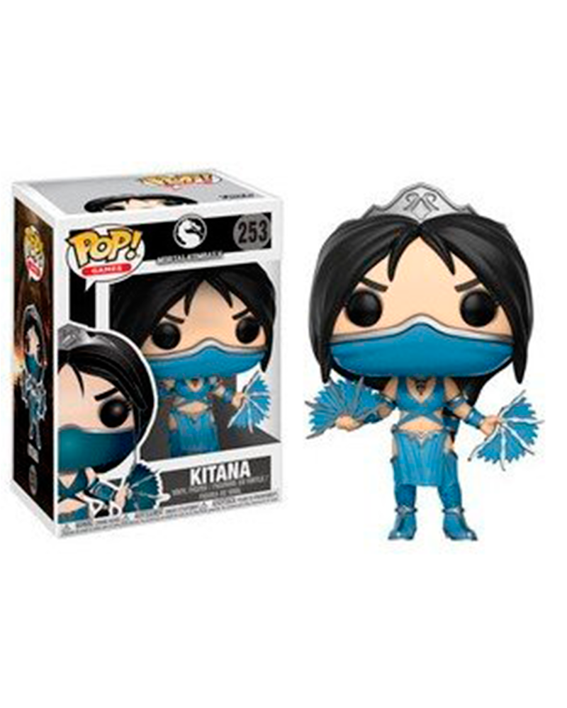 pop mortal kombat x 253 kitana 21689