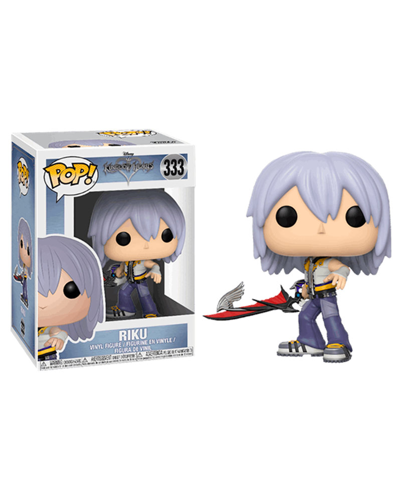 pop kingdom hearts 333 riku 21762