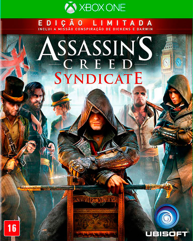 xbox one assassin s creed syndicate