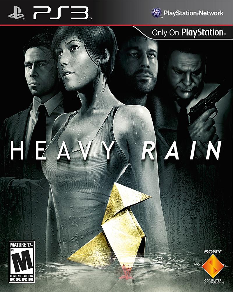 sony 3 heavy rain