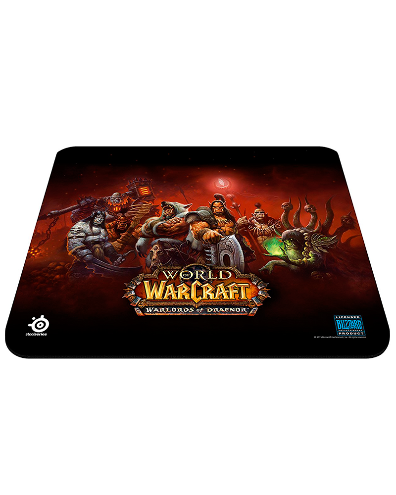 acs mouse pad steel warcraft pn67294