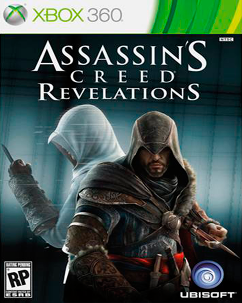 xbox 360 assassin s creed revelations