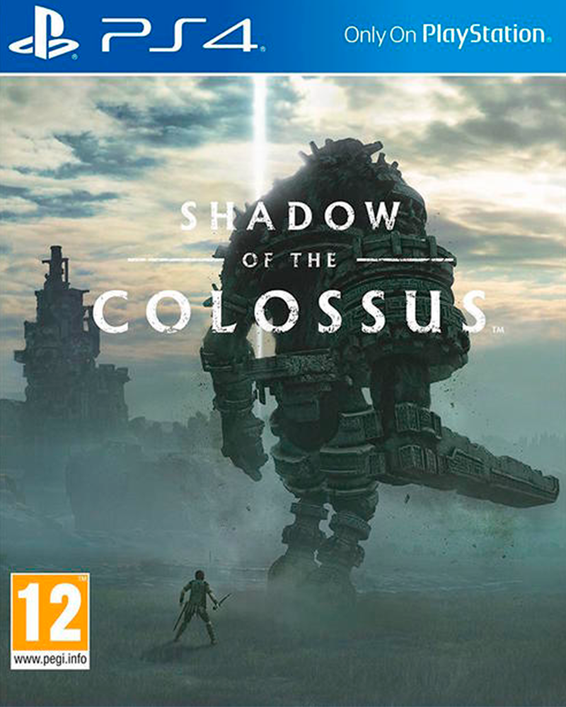 sony4 shadow of the colossus