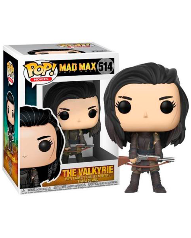 pop mad max 514 the valkyrie 28025