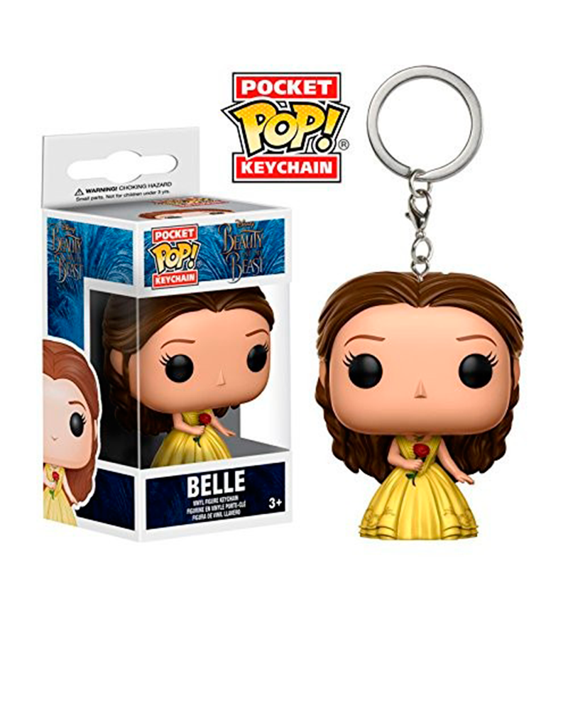 pop chaveiro beauty   the beast belle 12396