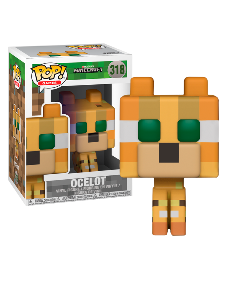 pop minecraft 318 ocelot 26385