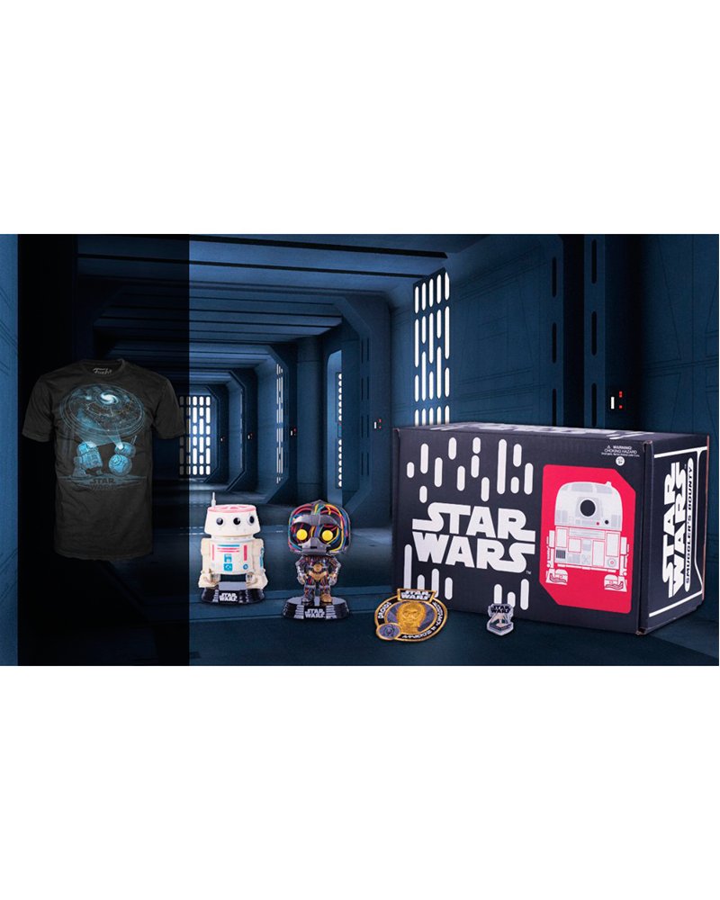 funko collectors star wars droids  m