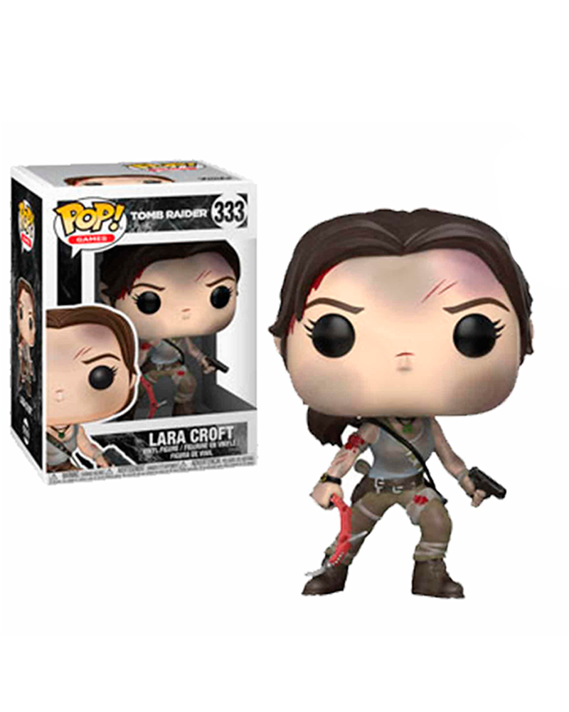 pop tomb raider 333 lara croft 29007