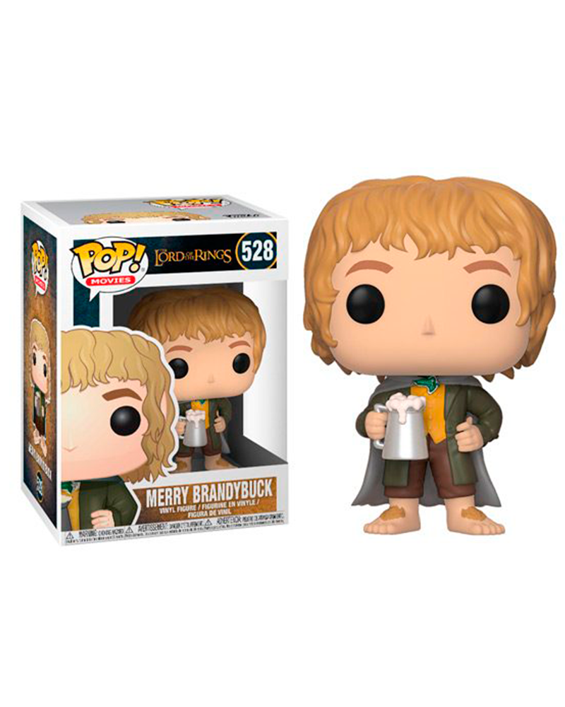 pop lord of the rings 528 merry brandybuck 13563
